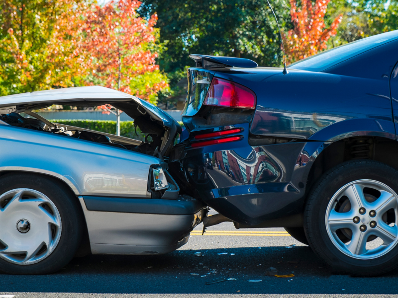 Top 5 Causes of Auto Accidents